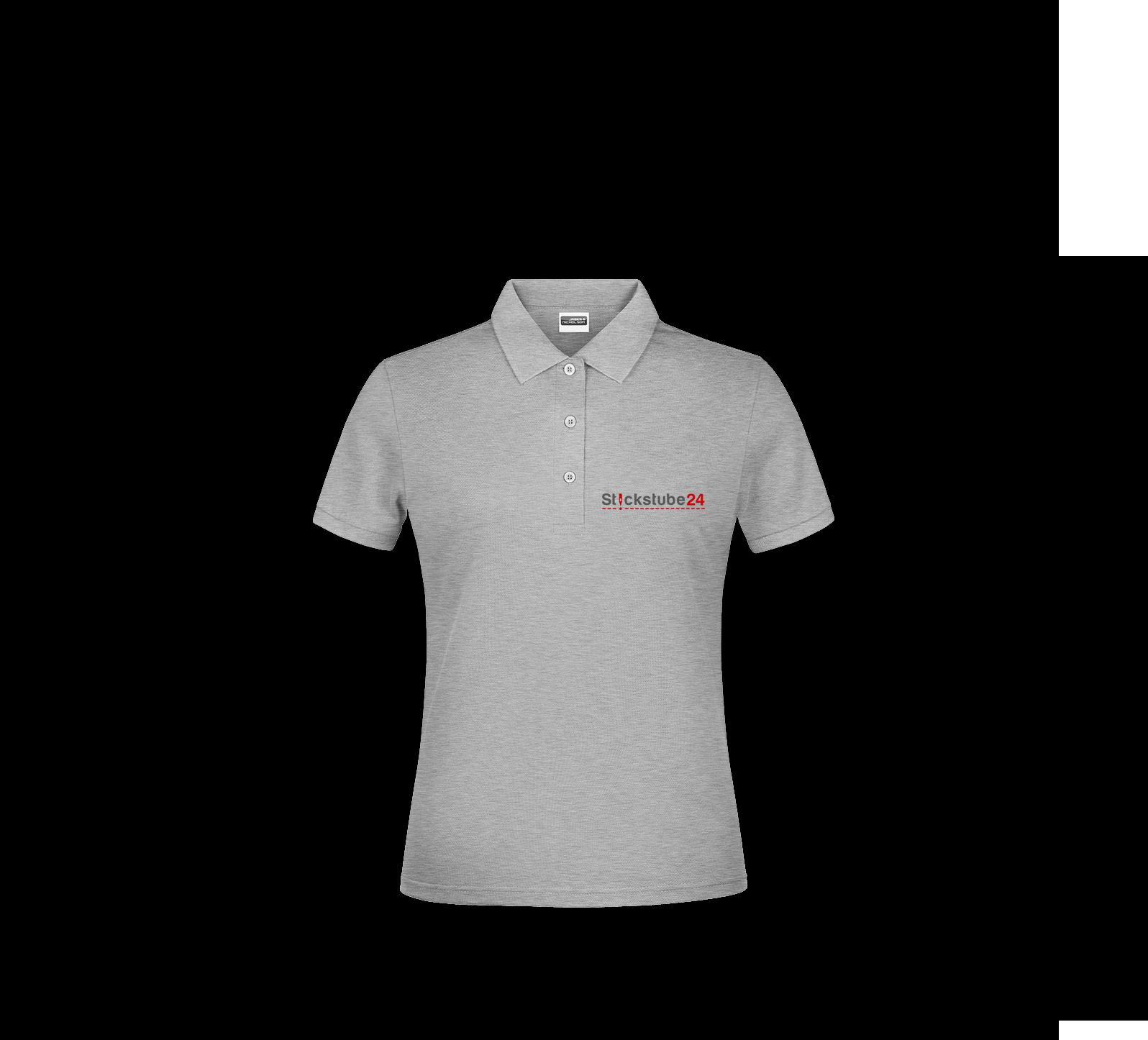 Polo-Shirt besticken